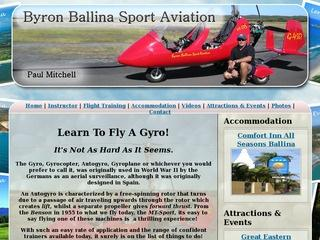Byron Ballina Sport Aviation
