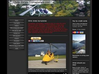 Chris Jones Gyroplanes