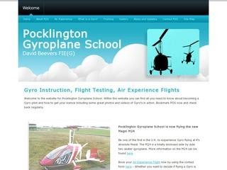 Pocklington Gyroplane School