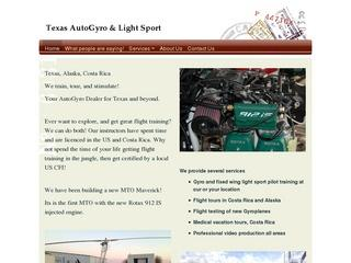 Texas Autogyro & Light Sport