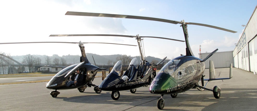 Gyrocopters For Sale - What Are The World's Top Gyroplanes?